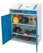 Versatile Steel Workstations with Storage - Cupboards & Cabinets